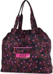 Replay Girl torba na rame, 19x43x10 cm, Flower Replay
