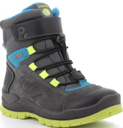 Primigi téli cipő fiúknak 6399733, 29, fekete