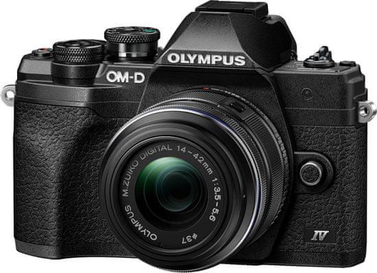 Olympus E-M10 Mark IV + 14-42 EZ Black