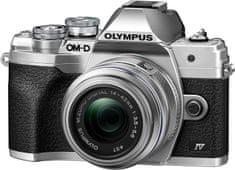 Olympus E-M10 Mark IV fotoaparat + 14-42 EZ