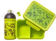 Zdravá lahev SET Dinosaury