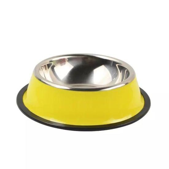 MARVEL Nerezová miska Colours Marvel Žlutá XS - 350ml
