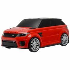 Carero Dětské odrážedlo a kufřík 2v1 BAYO Range Rover SVR red