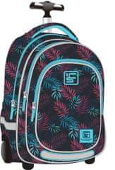 Akta S Cool ruksak s trolom, 48 x 35 x 20 cm, školski, Jungle