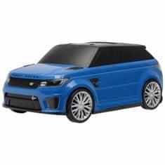 Carero Dětské odrážedlo a kufřík 2v1 BAYO Range Rover SVR blue