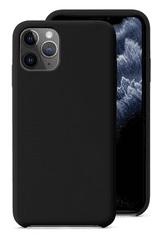"""EPICO Silicone Case futrola za iPhone 12 Pro Max (6,7""""), crna"""