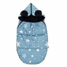 Carero Luxusní fusák New Baby Hvězdičky