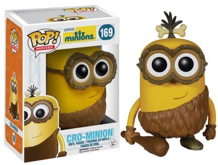 Funko POP! Minions figurica, Cro-Minion #169