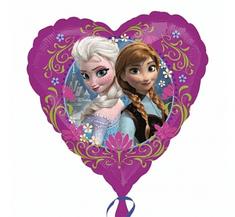 "Anagram Fóliový balón 18"" Frozen"