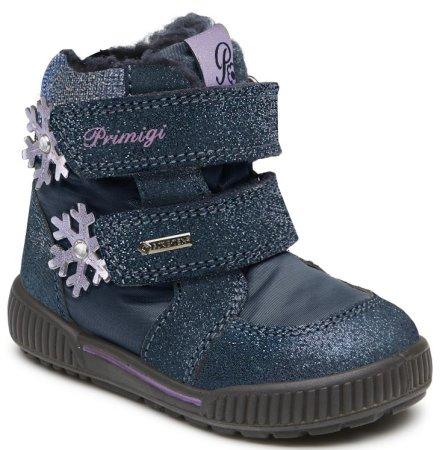 Primigi 6362311 zimske cipele za djevojčice, plave, 22