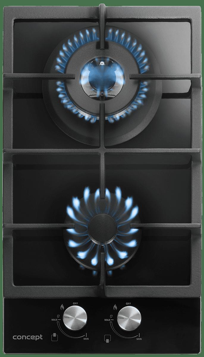 Concept PDV7230bc Bezpečnostní prvky