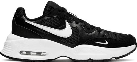 Nike buty dziecięce Air Max Fusion CJ3824-002 35,5, czarne