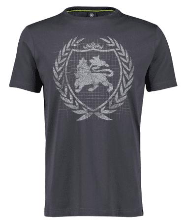 Lerros koszulka męska 2073034 M granatowa
