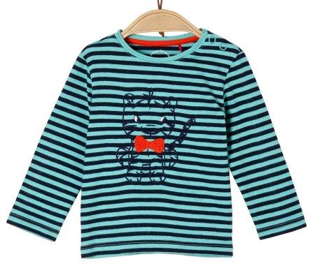 s.Oliver koszulka chłopięca 62 niebieska