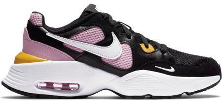 Nike obuća za djevojčice Air Max Fusion CJ3824-004, 35,5, crna