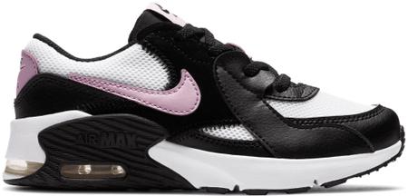 Nike sneakersy dziewczęce Air Max Excee CD6892-004, 28 czarne