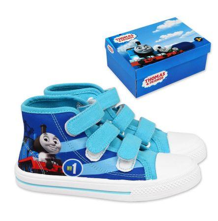 """SETINO Fiú cipők """"Thomas a gőzmozdony"""" - világoskék - 29"""