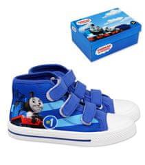 """SETINO Fiú cipők """"Thomas a gőzmozdony"""" - sötétkék"""