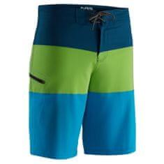 NRS Benny moške kopalne hlače, modro-zelene