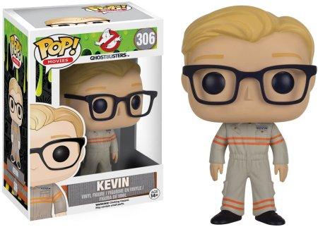 Funko POP! Ghostbusters (2016) figurica, Kevin #306