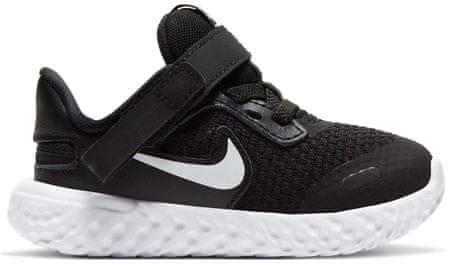 Nike otroška obutev Nike Revolution 5 FlyEase CQ4651-004, 22, črna