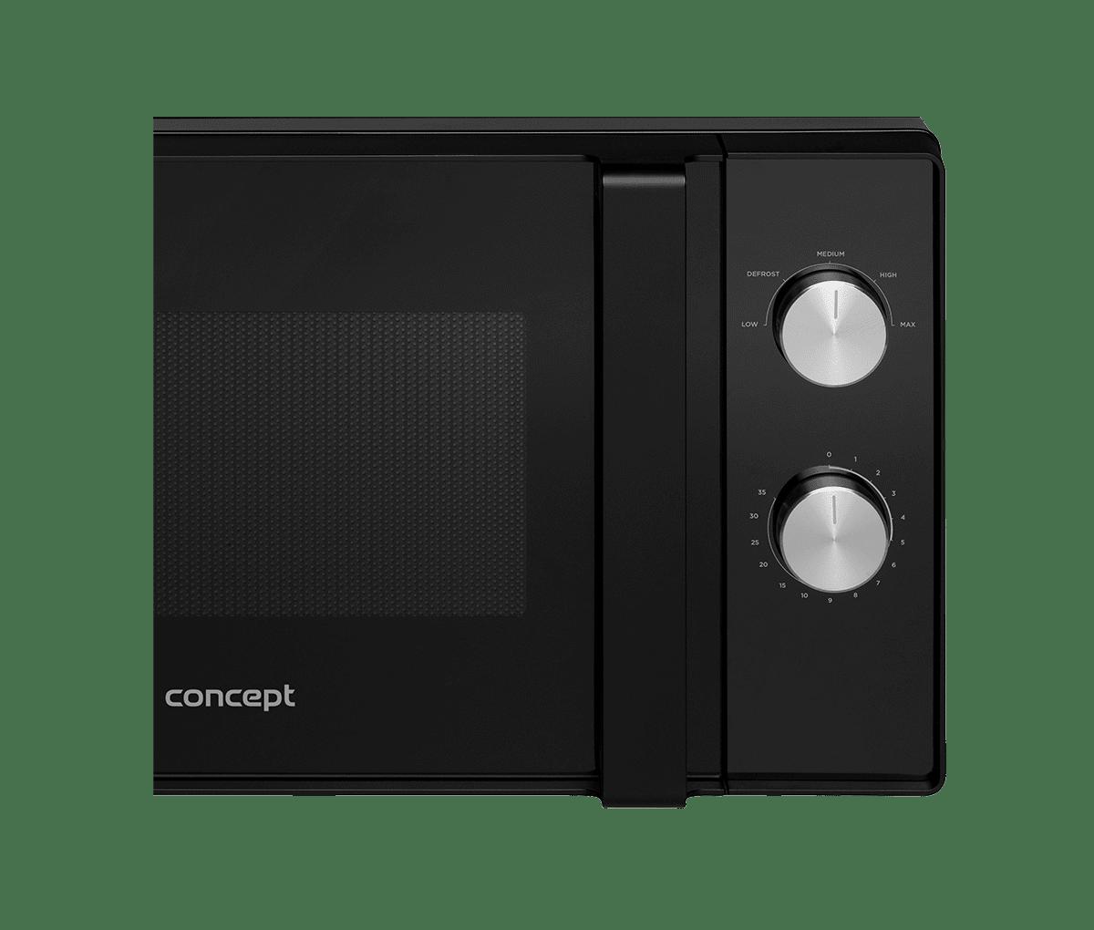 Concept MT4020bc, Tárolás és funkció