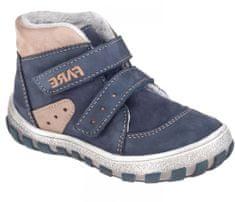 Fare detské zimné topánky členkové