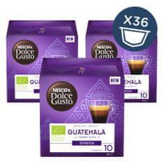 NESCAFÉ Dolce Gusto® kávové kapsle Guatemala Espresso 3balení