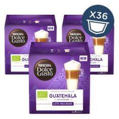 NESCAFÉ Dolce Gusto® kávové kapsuly Guatemala Latte Macchiato 3 balenia