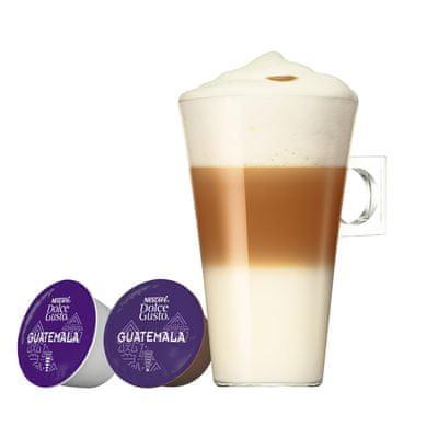 NESCAFÉ Dolce Gusto Guatemala Latte Macchiato káva v kapsulách