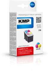 KMP Canon CL-41 (Canon CL 41) barevný inkoust pro tiskárny Canon