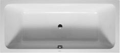 Duravit Duravit D-Code - vaňa, 180x80 cm, odpad v strede 700101000000000