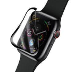 BASEUS Full-screen Curved ochranná fólie na Apple Watch 4 44mm