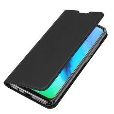 Dux Ducis Skin Pro knížkové kožené pouzdro na Motorola Moto G Stylus / Moto G Pro, černé