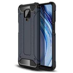 MG Hybrid Armor műanyag tok Xiaomi Redmi 10X 4G / Redmi Note 9, kék