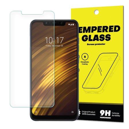 MG 9H üvegfólia Xiaomi Pocophone F1