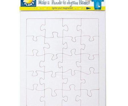 Kraftika Tekturowe puzzle (2szt),