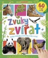 Zvuky zvířat - Velká zvuková kniha