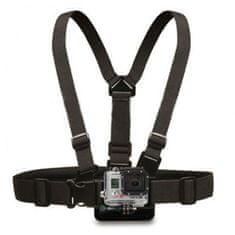 MG Chest Mount popruh na hrudník pre športové kamery GoPro / SJCAM