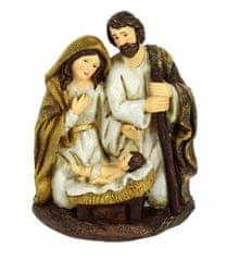 DUE ESSE scena z szopki bożonarodzeniowej, 15 cm, poliresin, typ 1