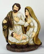 DUE ESSE scena z szopki bożonarodzeniowej, 15 cm, poliresin, typ 2