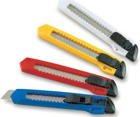 Kraftika Łamane nóż mały 9mm x 8 cm kolor aktualną dostępność