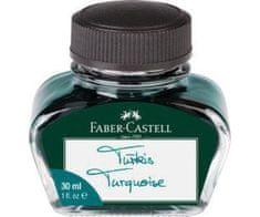 Faber-Castell Inkoust pro plnící pera 30ml tyrkysový,