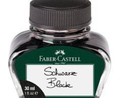 Faber-Castell Inkoust pro plnící pera 30ml černý,