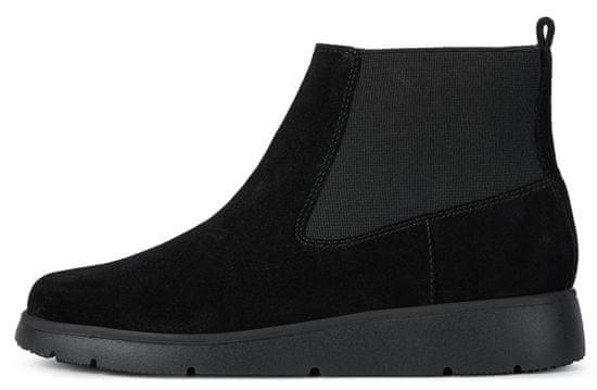Geox dámská kotníčková obuv ARLARA D04LCG 00022 C9999 35 černá