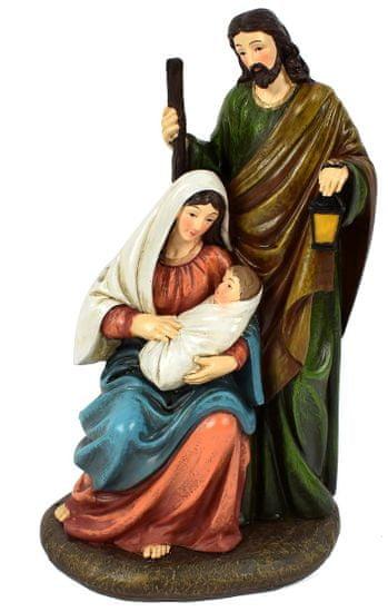DUE ESSE Vánoční scéna z betlému, 20,5 cm