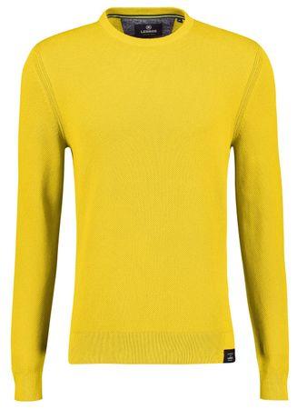 Lerros férfi pulóver 2085001, XXL, sárga