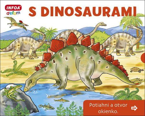 Pavlína Šamalíková: S dinosaurami Potiahni a otvor okienko