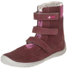 Fare bare dívčí zimní obuv 5641291