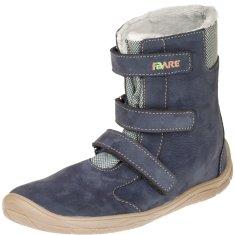 Fare bare dětská zimní obuv 5641201